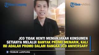 Download Video WOW PROMO ANNIVERSARY JCO, 2 LUSIN HANYA RP 100 RIBU SAJA MP3 3GP MP4