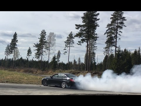 BMW CAR CLUB NORWAY OSLO - DRIFT