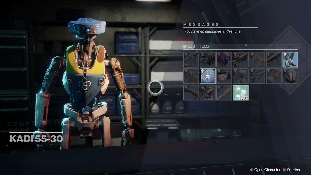 Destiny 2: AFK farm method for collecting Datalattice, Dusklight