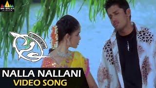 Sye Video Songs | Nalla Nallaani Kalla Video Song | Nitin, Genelia | Sri Balaji Video
