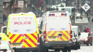 video: Glasgow stabbings: Asylum seekers 'had repeatedly complained about conditions at Park Inn Hotel'
