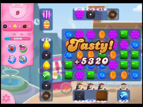 Candy Crush Saga Level 2972 - NO BOOSTERS