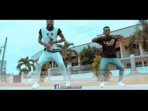 Shatta Wale forgetti ft. His Militants Official dance Video by Baber Ashai and Aliga ( Allay Dancers