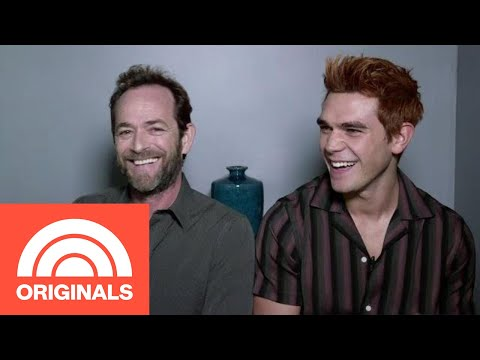 \'Riverdale\' Stars K.J. Apa, Luke Perry On Season 3 Surprises And Their Favorite Characters | TODAY