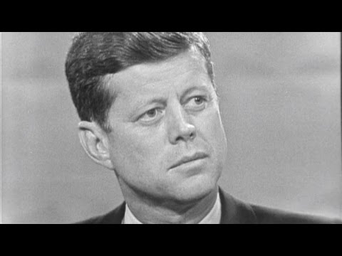 How John F. Kennedy used TV to connect with Americans