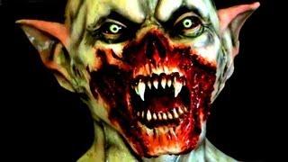 Kurten the Vampire Latex Halloween Mask with Fantastic Detail !(Kurten Vampire Price: $44.99 E-Bay: http://tinyurl.com/o9y8g52 Website: http://tinyurl.com/cbbnl5c Also known as Peter Kurten, this vampire had a notorious and ..., 2013-06-26T03:50:56.000Z)