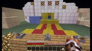 Minecraft Comedy Battle(Камеди Батл Майнкрафт)(Перезалив)
