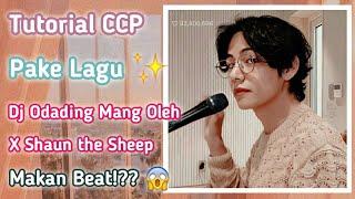 Tutorial CCP Pake Lagu Dj Odading Mang Oleh X Shaun the Sheep  Makan Beat??!!