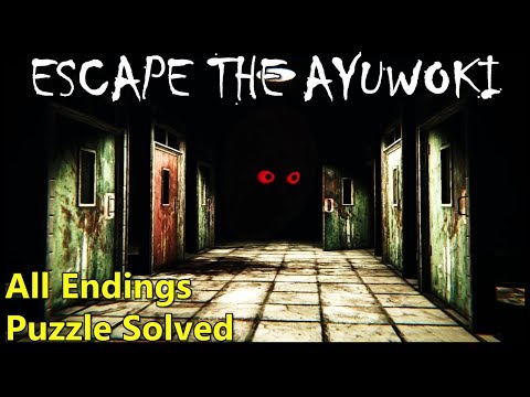 All Endings (So Far) & Puzzle Solved | Escape the Ayuwoki 1.3