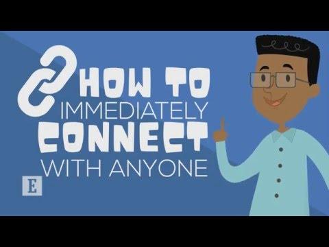 Как установить контакт с человеком