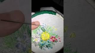 Aprenda a Fazer Flores De Margarida Com Fita