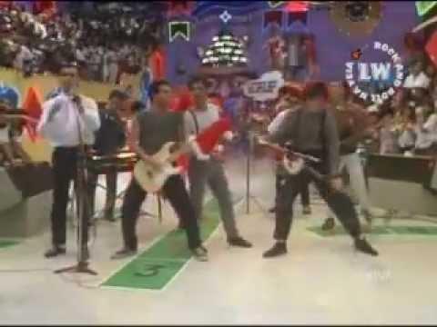 Titãs - [1987] Bichos Escrotos / Lugar Nenhum (Cassino do Chacrinha)
