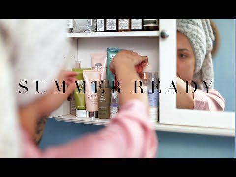 🌞 HOW I GET SUMMER READY 🌞 | Samantha Maria | ad