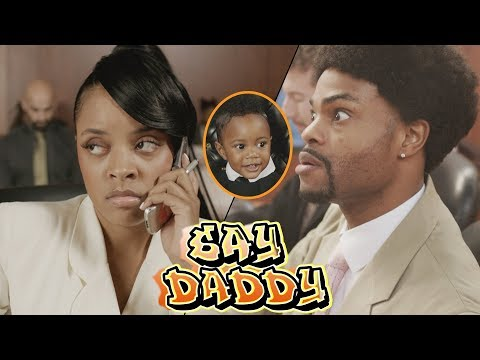 Say Daddy Official Music Video By King Bach Ft. King Los