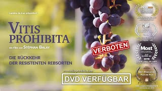 VITIS PROHIBITA - Trailer mit deutschen Untertiteln