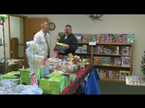 Local charities rushing to meet holiday demand