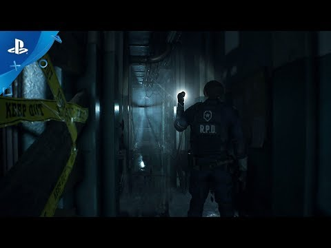 Resident Evil 2 Remake is Coming To PS4,Xbox One and PC