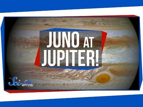 Juno Arriving at Jupiter!