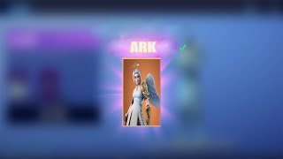 GLITCH COME AVERE THE SKIN ARK *FREE* YOUR FORTNITE
