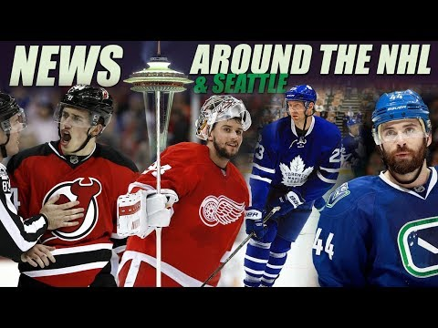 NHL News - Trades, Suspensions, Signings & Seattle