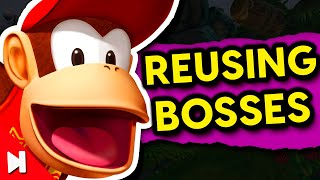 Donkey Kong Reuses the Same Bosses and it Works | Boss Battle Breakdown