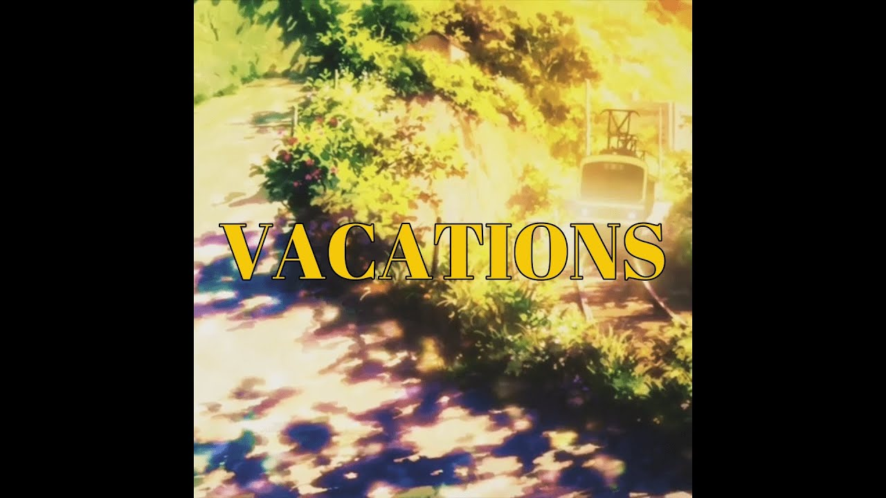 Young - Vacations (Lyric video) - YouTube