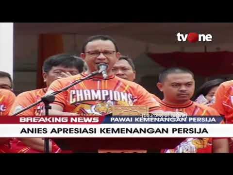 Anies Baswedan: Insya Allah Dalam Waktu Dekat Berdiri Stadion Persija Mp3
