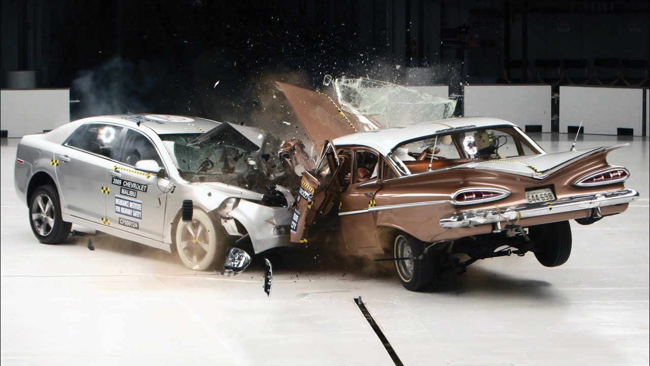 2009 Chevrolet Malibu Iihs Crash Test