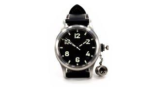 Часы для дайвинга с сапфировым стеклом. Обзор товара