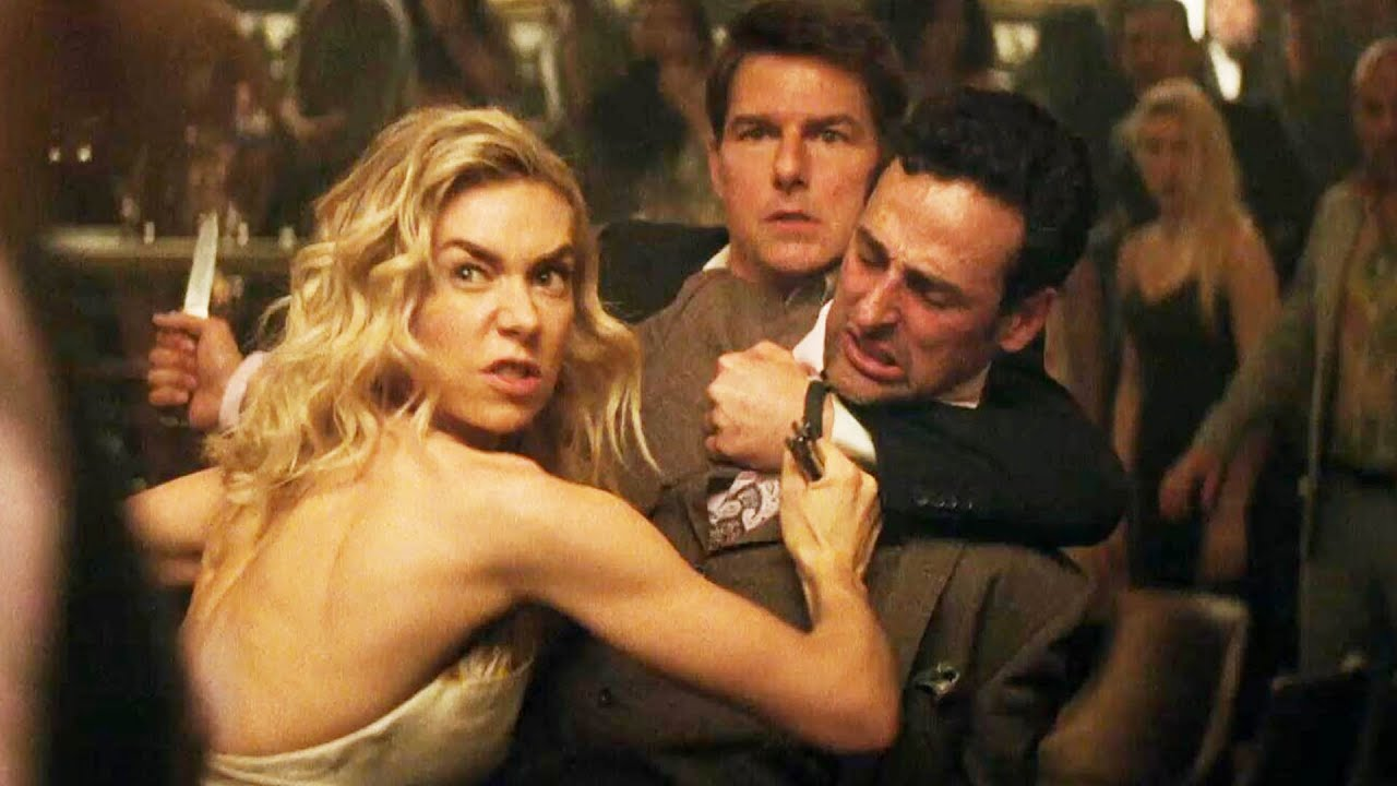 頂級特工再次面臨核彈危機,諜女郎還是那麼迷人!續集也很精彩系列《碟中諜6:全面瓦解》