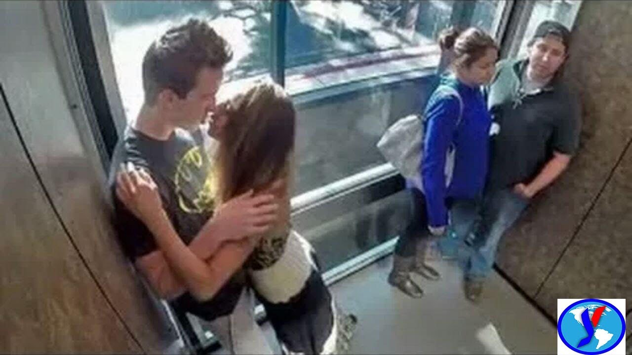 Развел девушку у подъезда на секс