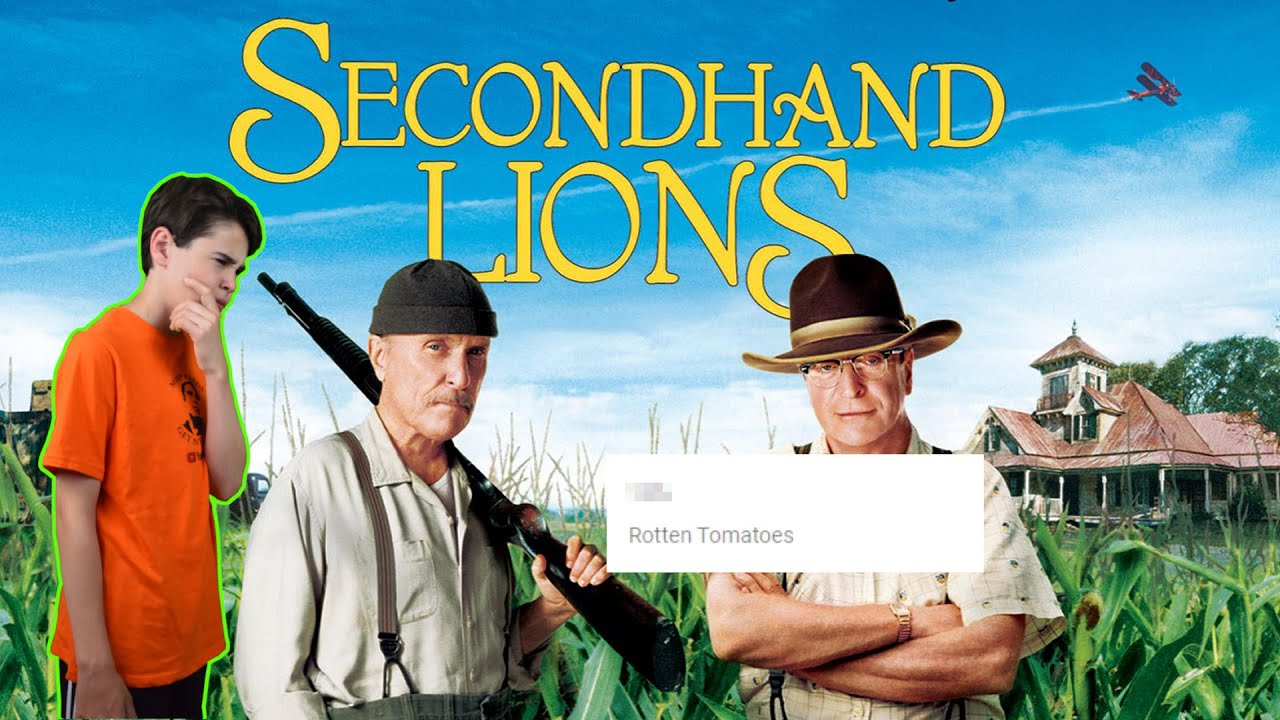 Download Almost No One Likes this Movie, But Why? (Secondhand Lions)