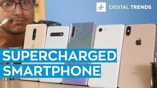 Samsung Galaxy Note 10 Plus Battery Test