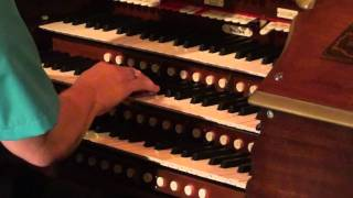 "Howdy Neighbor -  From MGM Musical ""Summer Stock"" - Theatre Pipe Organ Solo"