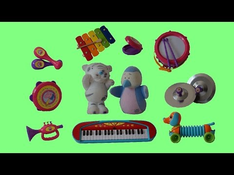 Musical Instruments: A Short Story | K's Toys