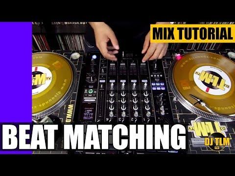 Mix Tutorial 3 (beat matching basics)
