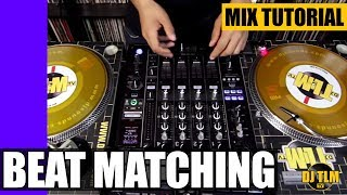 Mix Tutorial 3 (beat matching basics)