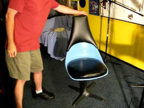 Star Trek Bridge Chair Youtube