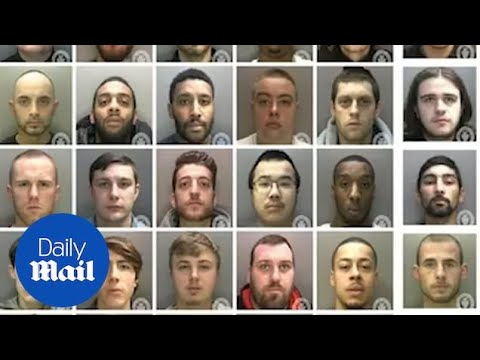 Gang Of Bikers Who Caused Chaos In Birmingham Are Convicted