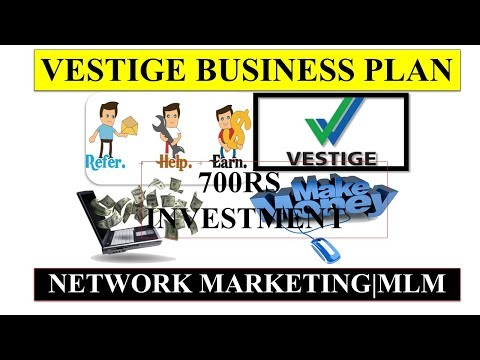 How to earn 1 lakh/month by 700rs investment।VESTIGE BUSINESS PLAN हिंदी में-Call 77729-29929