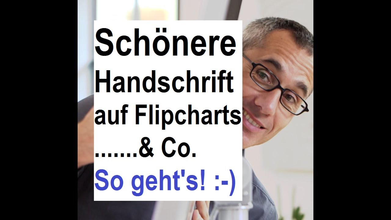 sch ne handschrift f r flipchart co mini workshop happybrain pt 2 youtube. Black Bedroom Furniture Sets. Home Design Ideas