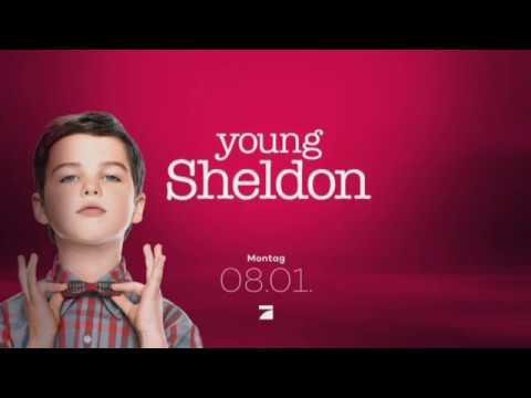 Young Sheldon Trailer Deutsch
