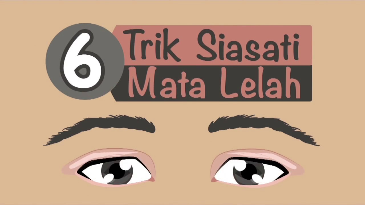 6 Trik Mengatasi Mata Lelah