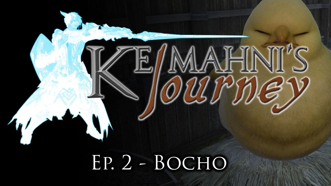 Ke' Mahni's Journey - Bocho (S01E02) - FFXIV Machinima