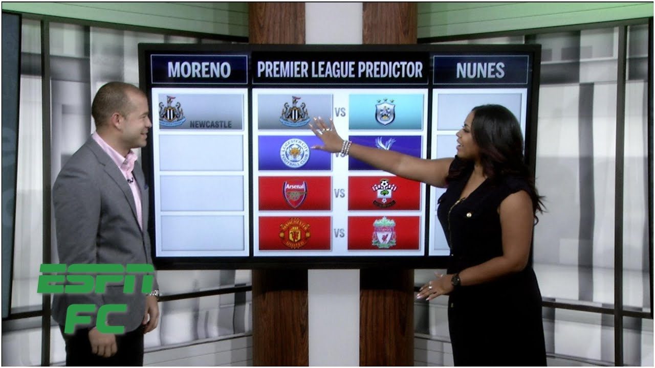 Premier League Week 27 Predictions: Man United-Liverpool & more | Premier  League Predictor