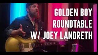 Jackson Audio - Golden Boy Overdrive Pedal - Roundtable Feat. Joey Landreth