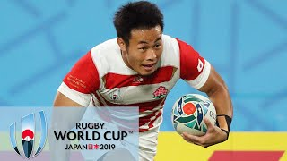 Rugby World Cup 2019: Japan's game-winner vs. Ireland among best tries of first week | NBC Sports