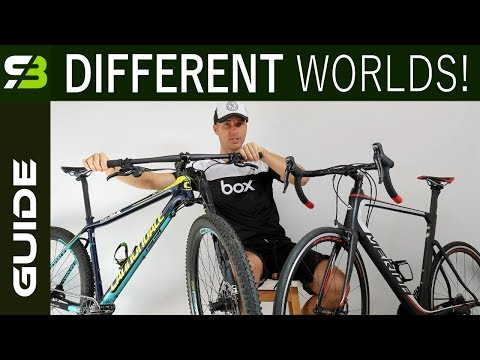 Mountain Bike To Road Bike  Switch - What Will Surprise You The Most...