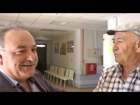 24-10-2019: Επίσκεψη του Επάρχου Μ.Μουσελλή στο ΚΔΑΠ ΑμεΑ στο Άργος Καλύμνου