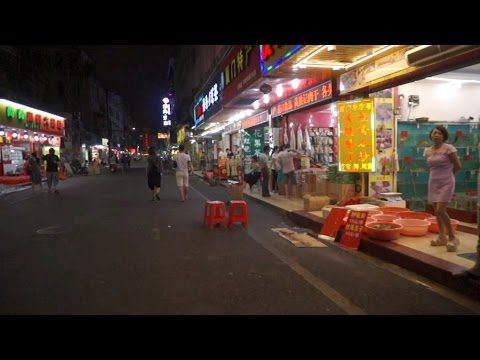 [Walking tour 漫步遊] Datong Road Old District Xiamen China  厦門舊區大同路(1)